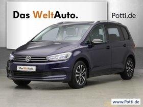 Volkswagen Touran DSG 2,0 TDI BMT IQ.DRIVE 7-Sitzer Navi LED