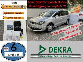 VW Sharan Comfortline BMT2,0TDI-7.SITZER-P.DACH-EU6