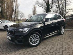 BMW X1 sDrive18d Aut. Klimaaut,Tempo,PDC,Sitzh,Alu17