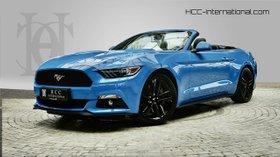 FORD Mustang 2,3 EcoBoost Cabrio 1.Hd + Deutsch + Top