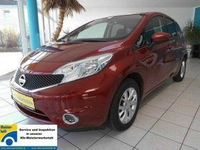 NISSAN Note 1.5 dci Acenta PLUS 1.Hand Orig. 50tkm.