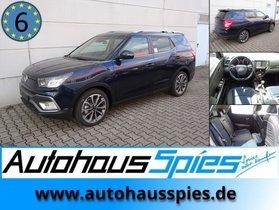 SSANGYONG XLV 1,6 E-XGI 2WD MT AUTOGAS! LPG FORWARD NAVI CARPLAY ANDROID KEYL KLIAU 18Z