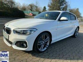BMW 116d M Sport /Navi/LED/Alcantara/Klima/8-Fach