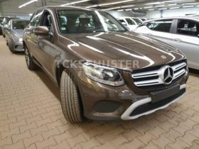 MERCEDES-BENZ GLC -Klasse GLC 220 d 4Matic GARMIN MAP PILOT