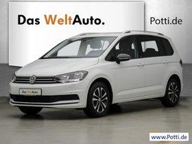 Volkswagen Touran DSG 1,5 TSI BMT IQ.DRIVE 7-Sitzer APP Navi