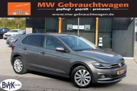 VW Polo VI 1.0 TSI Com AID Navi LED Kamera Temp BT