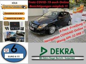 MERCEDES-BENZ B 200 CDI-NAVI-SITZH.- TEMPOMAT-EURO 6!