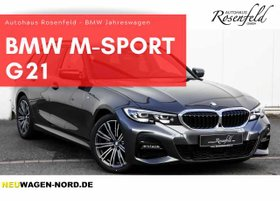 BMW 320 d G21 M-Sport/LED/LiveCockp. Prof./Komfp./Driveas./AHK