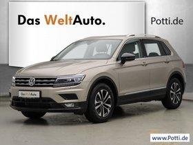 Volkswagen Tiguan 1,5 TSI BMT IQ.DRIVE AHK LED Navi