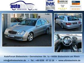 MERCEDES-BENZ E 500 T Avantgarde LPG Standh.-abn.AHK-Xenon-...