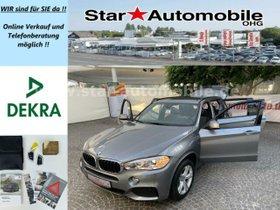 BMW X5 xDrive 30d-M SPORT + TECHNIK PAKET-AHK-EU 6!!