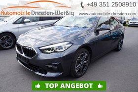 BMW 2er Gran Coupe 218i Sport Line-Live Cockpit+-DAB