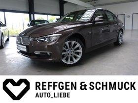 BMW 320I MODERN KLIMA+NAV+TEILLEIDER+BI-XENON+HEADUP