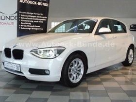BMW 116d Advantage Automatik-Bi Xenon-MwSt