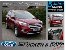 FORD Kuga 1.5 EcoBoost Aut. Cool&Connect+Navi+AHK+...