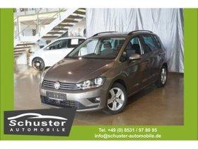 VW Golf Sportsvan Comfortline 1.4TSI AHK Tempom SHZ