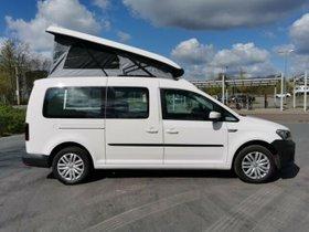 VW Caddy Maxi Trendline BMT Camper Wohnmobil DSG