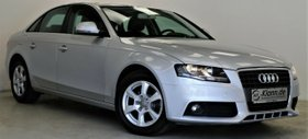 AUDI A4 1.8 TFSI 160 PS Lim. Attraction Klima SHZ PDC