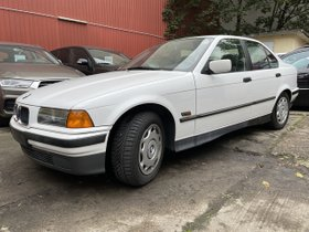 BMW 320i Automatik E36 Scheckheft Originalzustand
