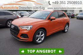 Audi Q3 35 TFSI advanced-Navi-DAB-HiFi-AHK