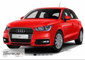 Audi A1 Sportback 1,4 TDI basis Euro 6, Navi,