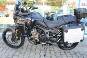 HONDA CRF 1000 Africa Twin+LED+Koffer+ABS+Heizgriffe