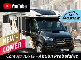 EURAMOBIL Contura 766 EF -Autom.-Schausonntag 11-16 Uhr-