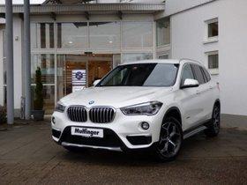 BMW X1 xDrive18dA LED Navi Sitzheiz.Parkass.HiFi AHK