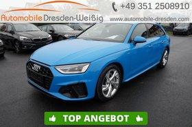 Audi A4 Avant 40 TFSI S line-Navi-ACC-Kamera-Pano-