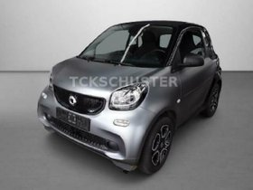 SMART Fortwo Coupe PASSION/52KW/Tempomat/SPEEDTRONIC