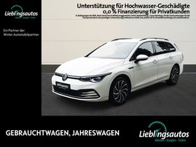VW GOLF VARIANT STYLE LED/LENKRAD+SHZ/PDC