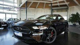 FORD Mustang 2.3 Eco Boost Auto-Xenon-Leder-Alufelgen