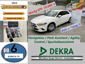 MERCEDES-BENZ A 200 1,3-NAVI-SITZH-SPURASS-AKT P.ASS-EU6D-TEMP