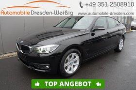 BMW 320 Gran Turismo d Advantage-Navi-LED-Tempomat-