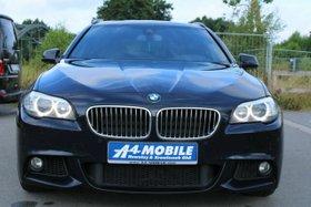 BMW 535d xDrive M Paket Head Up Panorama Xenon HiFi