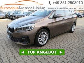 BMW 216 Gran Tourer i Sport Line-Navi-7Sitze-AHK-LED