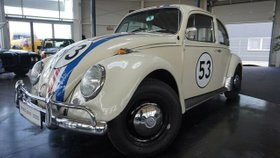 VW Käfer  Herbie  Guter Zustand-