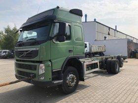 Volvo FM 460 6x2 Fahrgestell für Silo Euro 5 Lenkachse