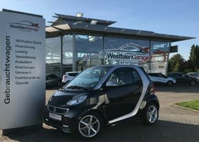 SMART smart fortwo coupe softouch pulse micro hybrid