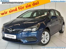 OPEL Astra 1.2 Turbo 'Edition' LED - Klimaaut. - Kamera