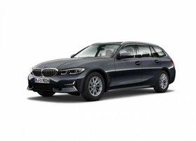 BMW 320iA T Luxury LivePro,AHK,Pano,Leas.o.Anz.348,-