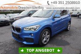 BMW X1 xDrive 20 d M Sport-Navi-Kamera-AHK-DAB-