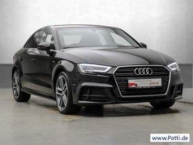 Audi A3 Limousine 1,6 TDi S-line sport AHK LED