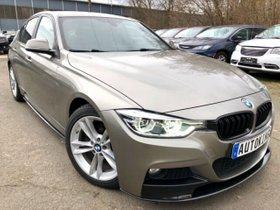 BMW 320i M Sport Line|LED Scheinwerfer|NAVI|LEDER|