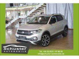 VW T-Cross Style 1.0TSI-DSG LED ACC 2xSpurass 18
