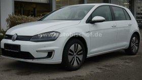 VW Golf VII Lim. e-Golf LED CCS Navi PDC Klimaaut.