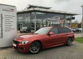 BMW 330i Touring Aut.Edition M Sport Shadow LED,18