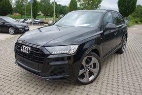 Audi Q7 55 TFSI e QUATTRO+S LINE+MATRIX+SPORTPACKET