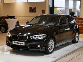BMW 118d Sport 5-Tür.Aut.LED Navi HiFi Sitzh.PDC