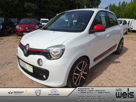 RENAULT TWINGO ENERGY TCE 90 LUXE, TIEFER MIT SPORTAUSPUFF